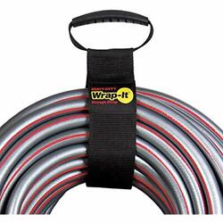 Easy-carry Wrap-it Storage Straps 28andrdquo 2 Pack Heavy-duty Hook And Loop For