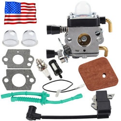 For Stihl Fs80r Fs85r Fs85t Ht70 Ht75 Ignition Coil And Carburetor Air Filter New