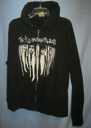 The All American Rejects Full Zip Hoodie Sz Xl Fits Smaller 2-side Not A Shirt