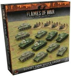 Battlefront FoW WWII Soviet 15mm Soviet Tank Shock Group Box SW