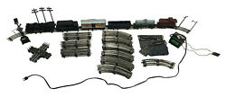 Vintage Lionel Lines O Scale Train Set Louis Marx And Co. Toy Vtg Track Cars Model