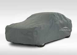 Fitted Outdoor Waterproof Stormforce Car Cover For Toyota Corolla 1966-70 F64