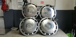 Oem Cadillac 15 Hub Cap Wheel Cover Set Of 4 1989-90 Deville Fleetwood78