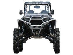 Superatv 7-10and039and039 Lift Kit W/ X300 Axles For Polaris Rzr 1000 High Lifter - Black
