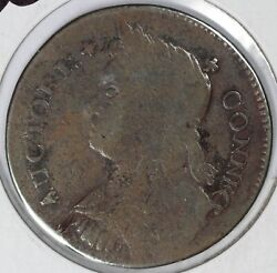 1787 1c Connecticut 18-g.1 Colonial Copper Coin Unslabbed