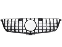 W166 Ml Amg Panamericana Grille Gloss Black Todoterreno Models From 2012 To 2015