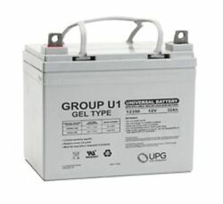 Replacement Battery For Craftsman 25780 Lawn Tractor And Mower 31ah Gel 12v