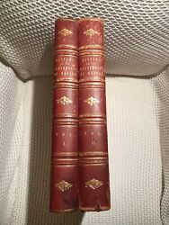 R.Ackermann 1814 A History of the University of Oxford 1st Edition 2 Volumes