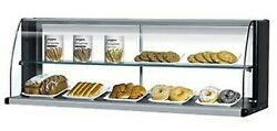 Turbo Air Tomd-40hb 39 L Non Refrigerator Top Case High 2 Tiers Black