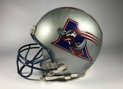 Dexter Dawson Cfl 1996 Montreal Alouettes Game Used Helmet
