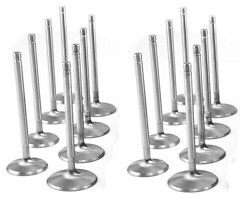 Buick 455 Stage 1 Stainless Steel Valves Exhaust 8 1.75 1970-74