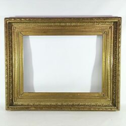 109 X 88 Cm Painting Picture Frame Antique Frame Classicism Empire Gold Frame