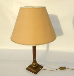 Antiquity Empire Gründerzeit Table Lamp Floor Lamp Marble Reading Lamp Hotel