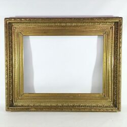 42 7/8x34 5/8in Painting Picture Frame Antique Classicism Empire Gold