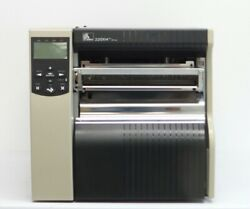 Zebra 220xi4 203dpi Label Printer With Cutter And Ethernet P/n 220-801-00100