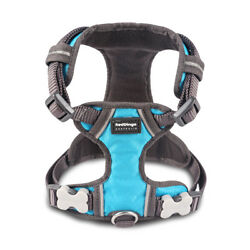 Red Dingo Design-New Color Padded Safe Reflective Harness for Dog Puppy-5 Size