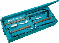 Hazet Body And Fender Tool Set 1905/10n Number Of Tools 10