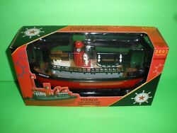 Texaco The American Diecast Tugboat 2002 Regular Edition Brand New Never Opened