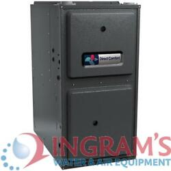 80k Btu 96 Afue Variable Speed 2 Stage Direct Comfort Gas Furnace - Upflow/hori