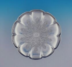 Persian By And Co Sterling Silver Serving Tray / Cake Stand 3406