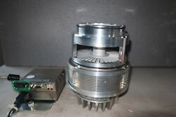 Turbo pump TV401/301 & controller for varian Quadrupole 1200