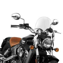 National Cycle - N21901 - Switchblade Deflector Windshield Clear Hondaindiank
