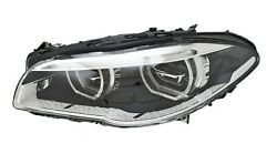 Front Driver Left Afs Led Adaptive Headlight Lamp Sae Hella For Bmw F10 5-series