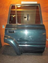 1994 Toyota Land Cruiser Fzj 80 Rear Passenger Side Door