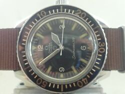 Omega Military Seamaster 300;MilSub by OMEGA;issued Royal Navy 1970;very good !!