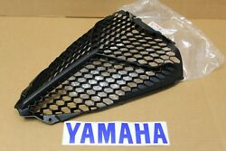 Yamaha Raptor 700 Grill Radiator Guard Black Plastic Front Vented Cover 13-22