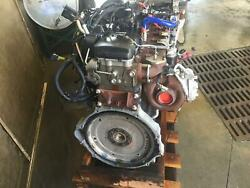 2016 DODGE RAM 2500 CUMMINS PICKUP Engine 6.7L diesel 13 - 17