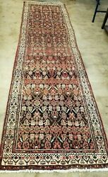 3and0395x14and039 Antique.cr1900 Hand-knotted Caucasian Shirvan Tribal Vintage Wool Rug