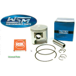 Piston Kit For 1997 Kawasaki Jh900 900zxi Personal Watercraft Wsm 010-840-07k