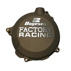 Factory Clutch Cover For 2001 Ktm 125 Exc Offroad Motorcycle Boyesen Cc-41m