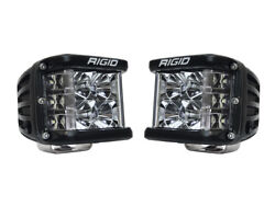 Rigid Industries D-ss Pro Flood Pair Led Side Shooter 262113