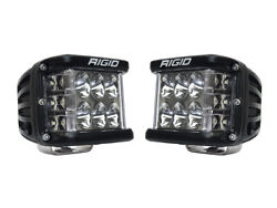 Rigid Industries D-ss Pro Driving Pair Led Side Shooter 262313