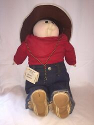 1978 Vintage Cabbage Patch Little People Doll