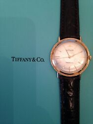 Lecoutre Solid 14k Gold Sold Exclusive By And Co. Near Mint Serviced