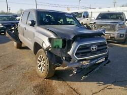 2017 TOYOTA TACOMA Rear Axle Assembly Crew Cab (4 Dr) 6 cylinder AT 3.91 ratio