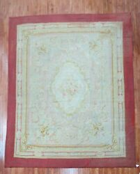 Antique French Aubusson 18th Century Size 11'X15'