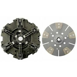 Clutch Kit John Deere 6100d, 6110d Tractor Dual Stage, 6 Lever Clutch Assembly