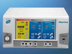 Electro Surgical Generator Model Maxima Touch Screen Power 400w Machine Ch