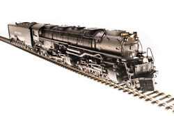 Broadway Limited 5821 UP Challenger 4-6-6-4, #3985 Excursion Locomotive, Oil Ten