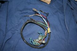 Scout 80, Scout 800 Turn Signal Switch - 6 Wire With No Hazard Switch Nos