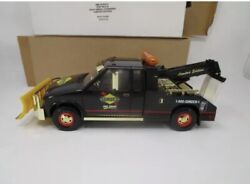 Nib 1996 Sunoco Tow Truck W/snow Plow Gold Serial 3rd In Series Limited Ed.