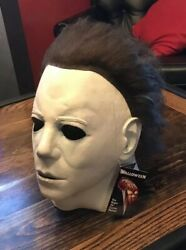 Halloween Michael Myers Mask 1978 by Trick or Treat Studios In Stock $58.99