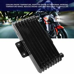 125ml Engine Oil Cooler Cooling Radiator For 125cc-250cc Motorcycle Dirt Bike At