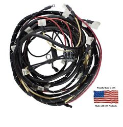 Complete Wiring Harness Ford 8n With Front Mount Distributor And 1 Wire Alternator
