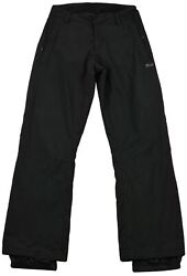 Halti for Womens trousers Comfort Fit Outdoor Pants Black size 36 US6 Authentic