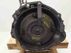 Automatic Awd Transmission Out Of A 2008 Infiniti Ex35 With 74065 Miles